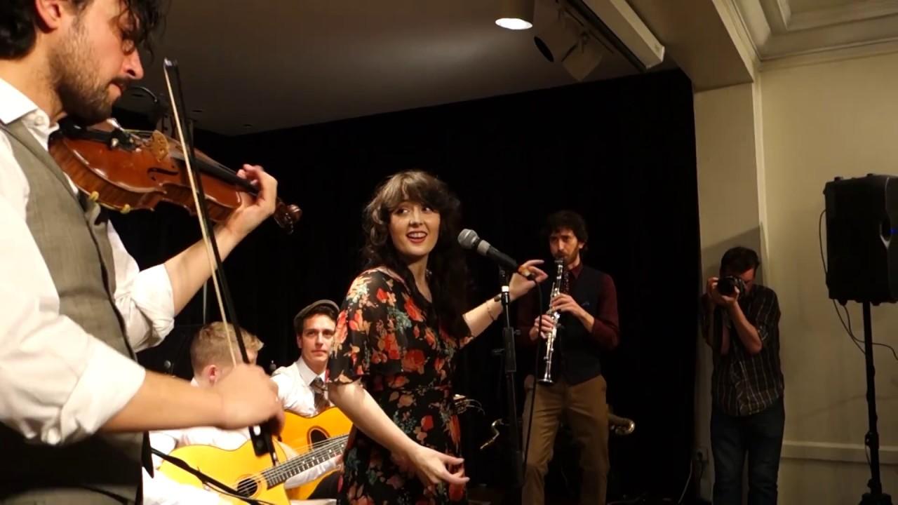 Tatiana Eva Marie The Avalon Jazz Band Joseph