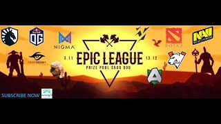 DOTA 2 LIVE - EPIC LEAGUE 2020 I VIRTUS PRO VS LIQUID