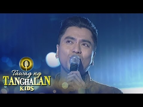 Tawag ng Tanghalan Kids: Jex de Castro sings
