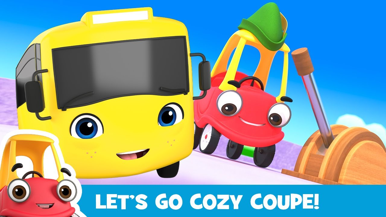 Download Buster and Cozy's Best Adventures | Kids Videos | Cozy Coupe - Cartoons for Kids