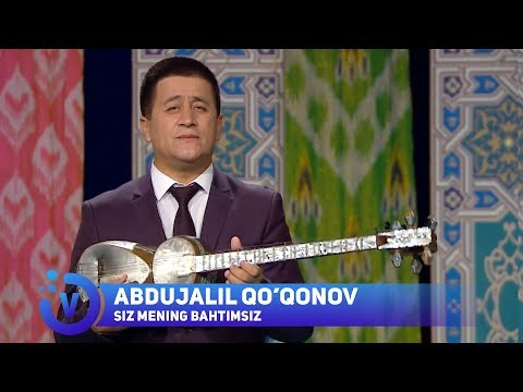 Abdujalil Qo'qonov -