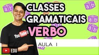 verbo aula 1 o que  verbo