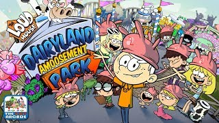 The Loud House: Dairyland Amoosement Park - Fun with Lincoln and his Sisters (Nickelodeon Games)