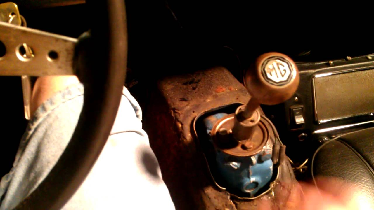 1971 mg midget transmission sounds [ 1280 x 720 Pixel ]