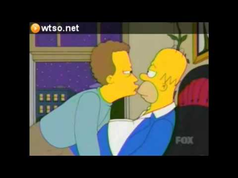 Marge Seduces Bart from YouTube · Duration:  48 seconds