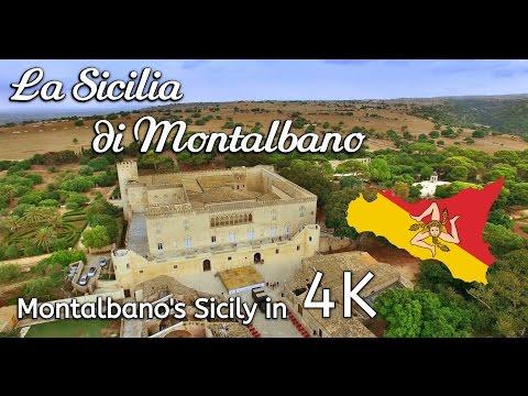 La Sicilia del Commissario Montalbano in 4K - Angelo Giannone Videomaker