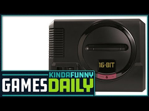 SEGA, Shenmue, and More - Kinda Funny Games Daily 04.16.18