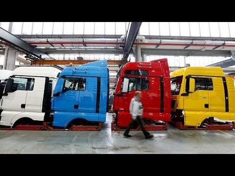 Eurozone industrial output surprisingly strong in November - economy