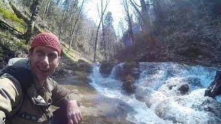 Каверзинские водопады. Обалдеть. Это круто.  Идти всем кто может. Тайное место 2ч