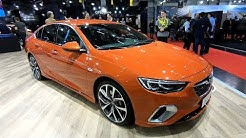 OPEL INSIGNIA GSI GRAND SPORT DYNAMIC ORANGE WALKAROUND + INTERIOR