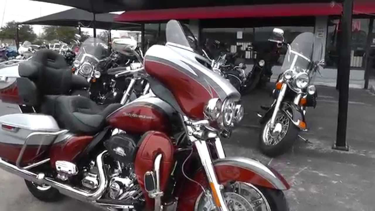Used Cvo For Sale On >> 957791 - 2014 Harley Davidson Screamin' Eagle Ultra Limited CVO-FLHTKSE - Used Motorcycle For ...