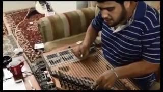 عزف رائع لموسيقى اغنية سيدي عبد القادر للشاب خالد