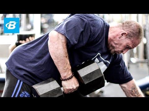 5 Back-Busting Exercises   Dorian Yates' Blood & Guts