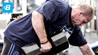 5 Back-Busting Exercises | Dorian Yates