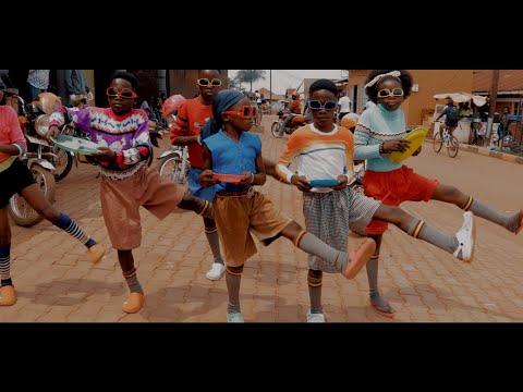 Ghetto Kids Dancing Permission Dance (Official Dance Video)
