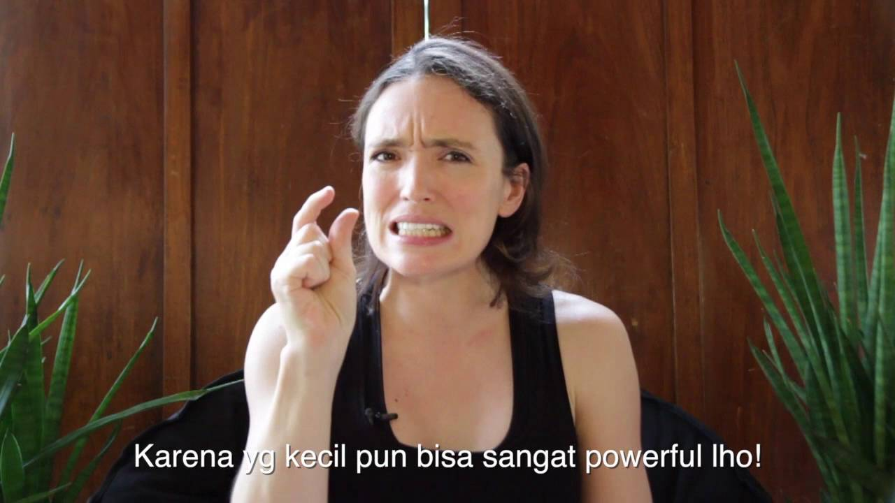 Indonesian Proverbs 101