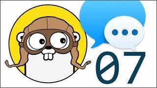 Programacion con Go | Como crear un chat con Go - Parte 7