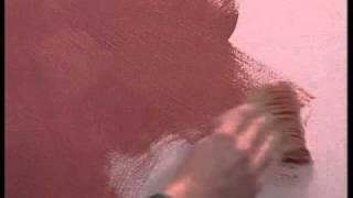 Encanto - come applicare la pittura decorativa per interni OIKOS
