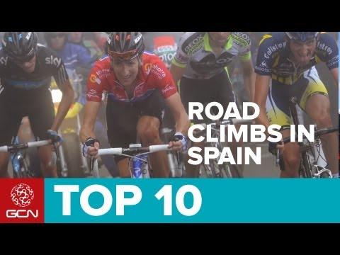 Top 10 Spanish Climbs On A Road Bike