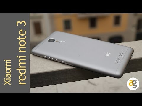 Xiaomi Redmi Note 3 | review andreagaleazzi.com