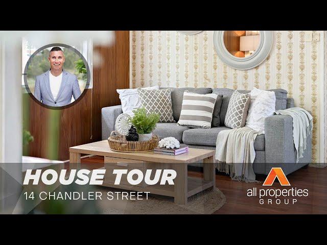 HOUSE TOUR | 14 Chandler Street Acacia Ridge | CHRIS GILMOUR