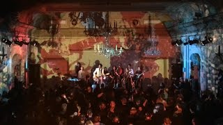 Knifeworld:  Me To The Future Of You  (Live at Bush Hall, 2016)