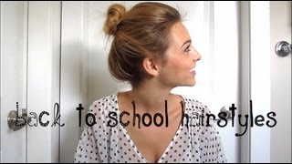 One of Melissa Merk's most viewed videos: Quick Back To School Hairstyles