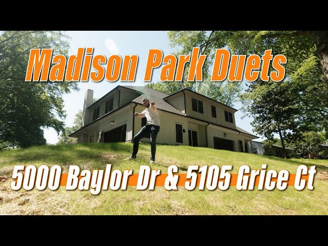 🔥HOT Madison Park Duets! See Charlotte's Most Desirable Duplex For Sale | VLOG #27