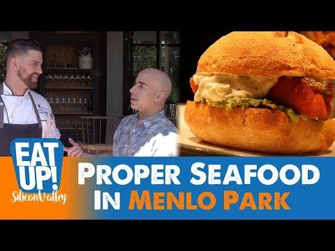 Proper Seafood in Menlo Park, CA (Porta Blu Restaurant)