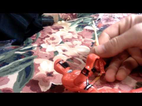 Dollar Tree Ninja Toys