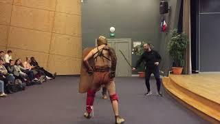 Des gladiateurs à Marguerite-de-Valois