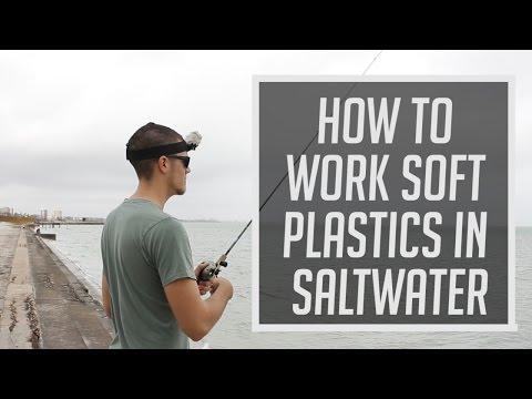 How to Retrieve Soft Plastics for Trout Redfish Flounder