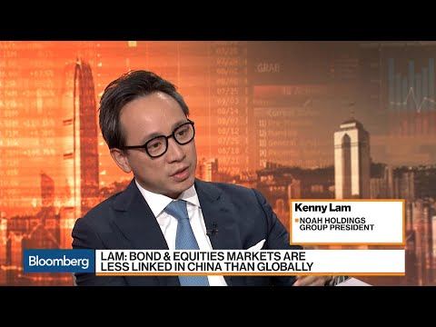 Noah Holdings' Lam on China Corporate Debt, Economy