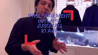 HCS Tv Visite Guidee Par L'artiste MarOne.