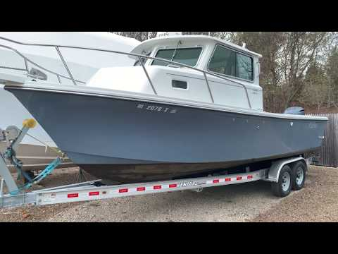 2015 PARKER MARINE 2520XL Boat For Sale At MarineMax Danvers, MA