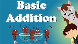 Basic Addition for Kids | It's AumSum Time thumbnail