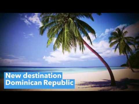 NEW DESTINATION !! Dominican Republic 🇩🇴