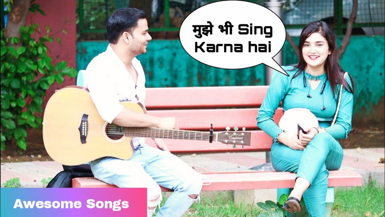 Randomly Singing Emotional Songs MashUp Reaction On Delhi Girl   Siddharth Shankar