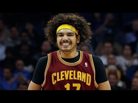 Cleveland Cavaliers trade Anderson Varejao, acquire Channing Frye
