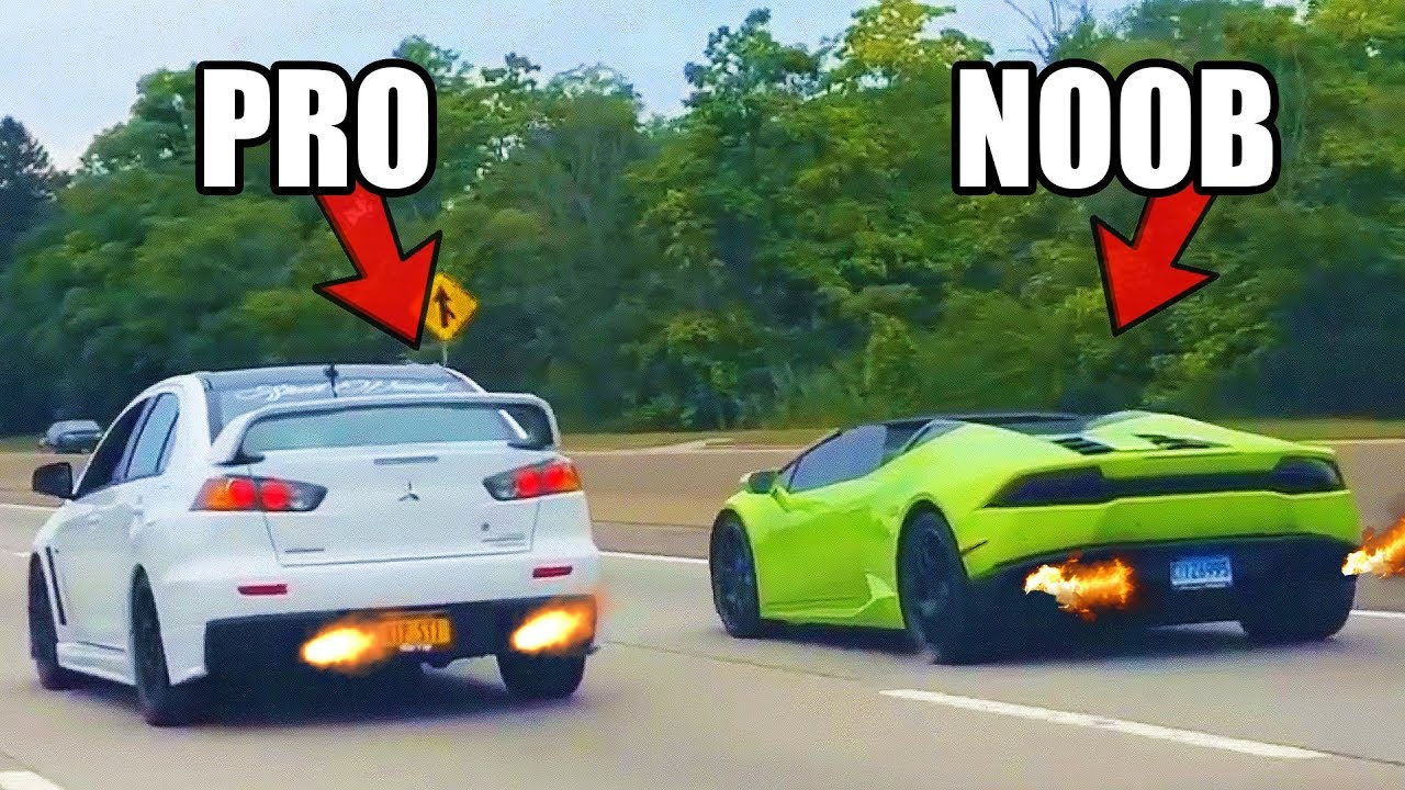 سباق سيارات حقيقي للكبار