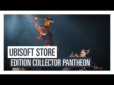 UBISOFT STORE - L'édition Collector Pantheon Assassin's Creed Odyssey