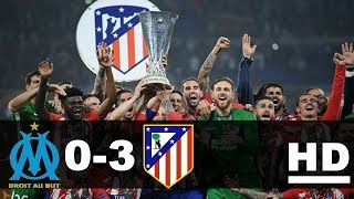 Download Video Marseille vs Atletico Madrid 0-3 All Goals & Highlights 17 Mei 2018 MP3 3GP MP4
