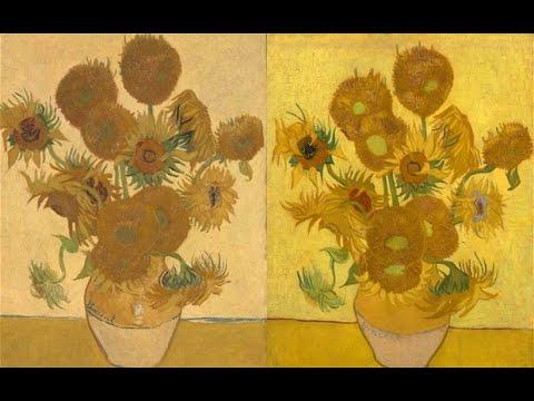 Van Gogh's Sunflower Paintings Documentary