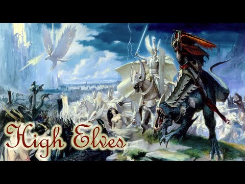 Warsword Conquest- High Elves (Warband Mod) Part 1