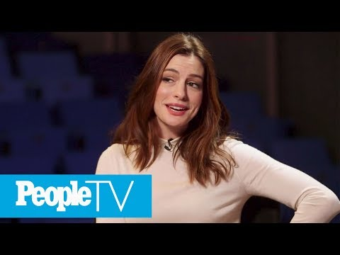 Anne Hathaway Opens Up About Dealing With Insecurity And Anxiety | PeopleTV | Entertainment Weekly Mp3
