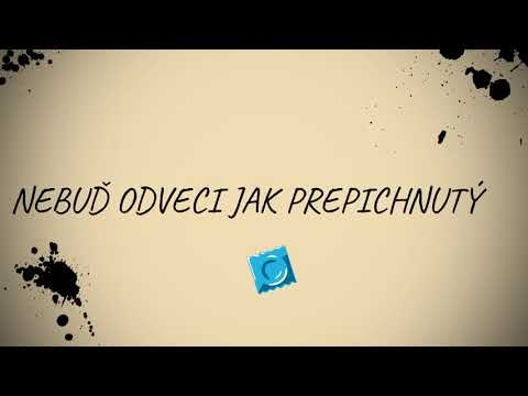 Marks x Fash Flaga - POĎME VON + Nycol [Lyrics Video]
