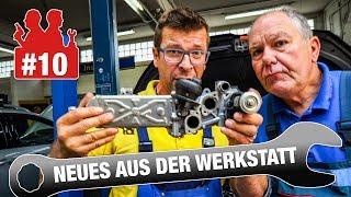 Der wahre Grund für VWAGRFehler? | Kaputtes VWAGRVentil von Innen | Neues aus der Werkstatt #10
