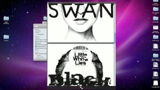 A Magazine Is Born: The making of Little White Lies BLACK SWAN thumbnail