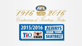 Darwin Buffaloes v Nightcliff; Round 5; TIO NTFL 2015/16 Premier League