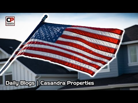 How To Display The American Flag On Your Property | Real Estate